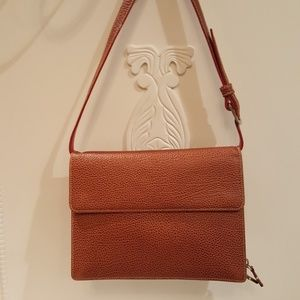 Crossbody Leather Shoulder Bag Italy